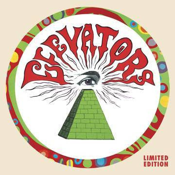 "13TH FLOOR ELEVATORS-YOU'RE GONNA MISS ME 10"" PICTURE DISC *NEW*"