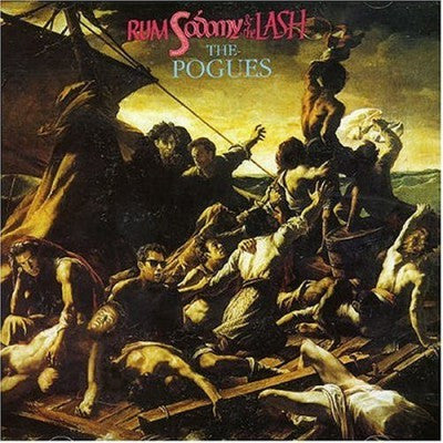 POGUES-RUM SODOMY AND THE LASH LP *NEW*