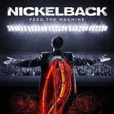 NICKELBACK-FEED THE MACHINE CD *NEW*