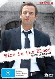 WIRE IN THE BLOOD: PRAYER OF THE BONE DVD  VG
