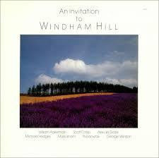 AN INVITATION TO WINDHAM HILL-VARIOUS ARTISTS LP VGPLUS COVER VG
