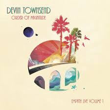 TOWNSEND DEVIN-ORDER OF MAGNITUDE 2CD+DVD *NEW*