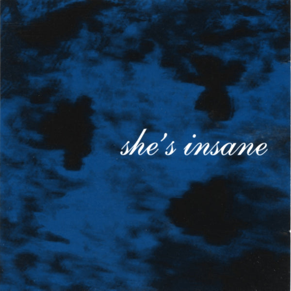 SHE'S INSANE-SHE'S INSANE CD VG