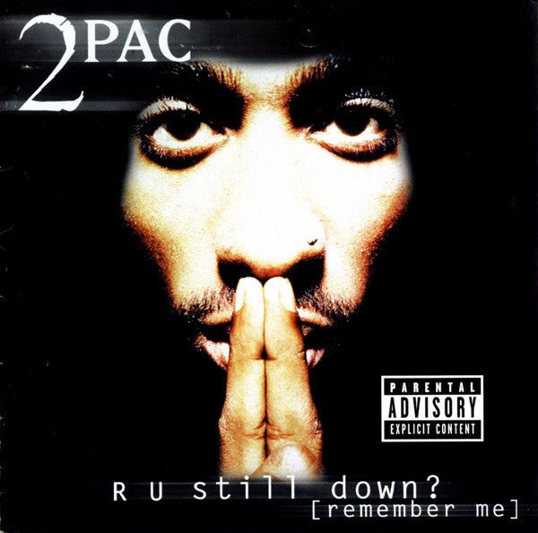 2PAC-R U STILL DOWN? (REMEMBER ME) 2CD VG