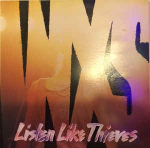 INXS-LISTEN LIKE THIEVES LP VG+ COVER VG+