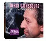 GAINSBOURG SERGE-LE BON VIVANT 2CD *NEW*
