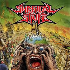 SURGICAL STRIKE-PART OF A SICK WORLD LP *NEW*