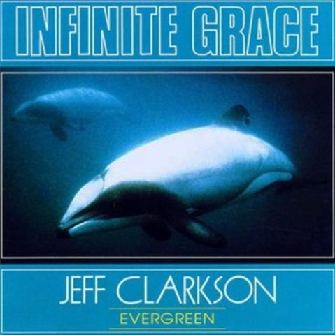 CLARKSON JEFF-INFINITE GRACE CD VG