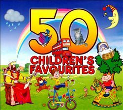 50 CHILDREN'S FAVORITES-VARIOUS ARTISTS CD *NEW*