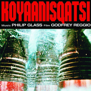 GLASS PHILIP-KOYAANISQATSI 2LP *NEW*