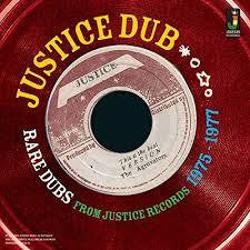 JUSTICE DUB-VARIOUS ARTISTS CD *NEW*