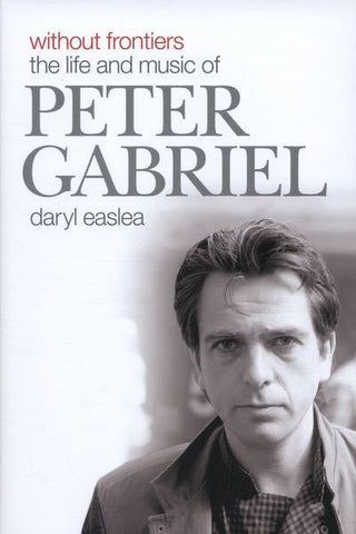 GABRIEL PETER-WITHOUT FRONTIERS BOOK VG+