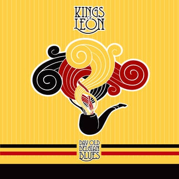 "KINGS OF LEON-DAY OLD BELGIAN BLUES 12"" EP *NEW*"