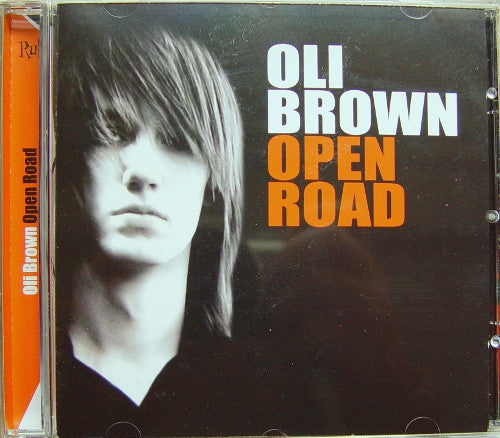 BROWN OLI-OPEN ROAD CD *NEW*