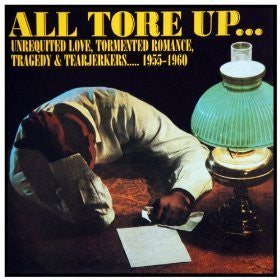 ALL TORE UP-VARIOUS ARTISTS CD *NEW*