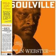 WEBSTER BEN-SOULVILLE LP+CD *NEW*