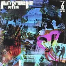 ATLANTIC RHYTHM & BLUES VOL.6 1966-1969-VARIOUS 2LP VG COVER VG