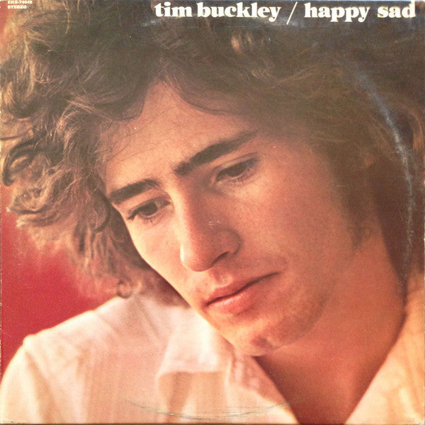BUCKLEY TIM-HAPPY SAD LP NM COVER NM