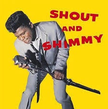 BROWN JAMES-SHOUT & SHIMMY LP *NEW*
