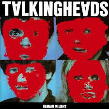 TALKING HEADS-REMAIN IN LIGHT LP *NEW*