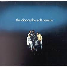 DOORS THE-THE SOFT PARADE LP VG+ COVER VG+