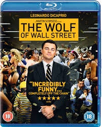 WOLF THE OF WALL STREET-BLURAY VG
