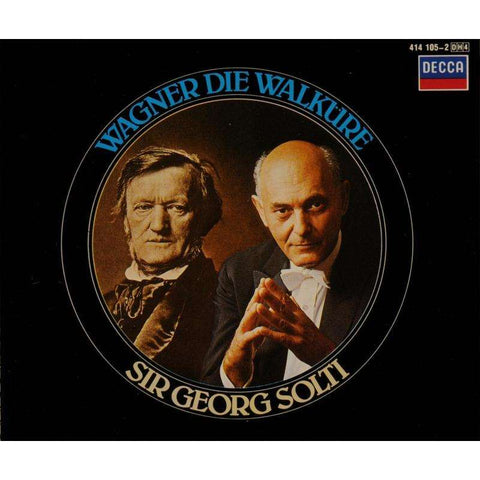 WAGNER-DIE WALKURE 4CD VG