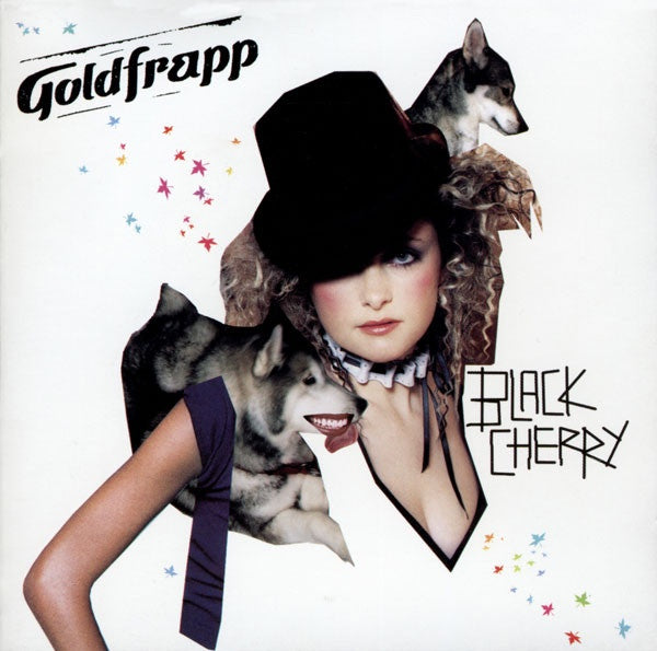 GOLDFRAPP-BLACK CHERRY CD VG