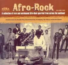 AFRO ROCK VOLUME 1-VARIOUS ARTISTS CD *NEW*