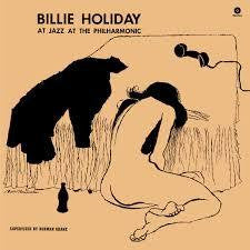 HOLIDAY BILLIE-AT JAZZ AT THE PHILMARMONIC LP *NEW*