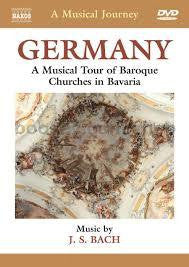 MUSICAL JOURNEY-GERMANY DVD *NEW*