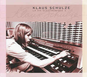 SCHULZE KLAUS-LA VIE ELECTRONIQUE 3 3CD VG+