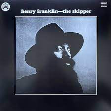 FRANKLIN HENRY-THE SKIPPER LP *NEW*