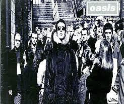 OASIS-D YOU KNOW WHAT I MEAN CD SINGLE VG