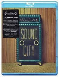 SOUND CITY-A FILM BY DAVE GROHL BLURAY *NEW*