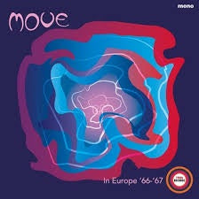 MOVE THE-IN EUROPE '66-'67 LP *NEW*