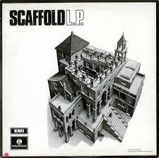 SCAFFOLD-L. THE P. LP VG COVER VG