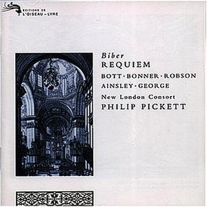 BIBER-REQUIEM CD VG