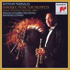 MARSALIS WYNTON-BAROQUE MUSIC FOR TRUMPETS CD G