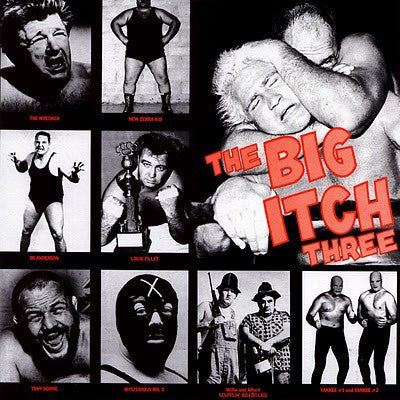 THE BIG ITCH VOL 3-VARIOUS ARTISTS LP *NEW*