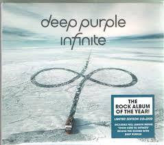 DEEP PURPLE-INFINITE CD+DVD *NEW*