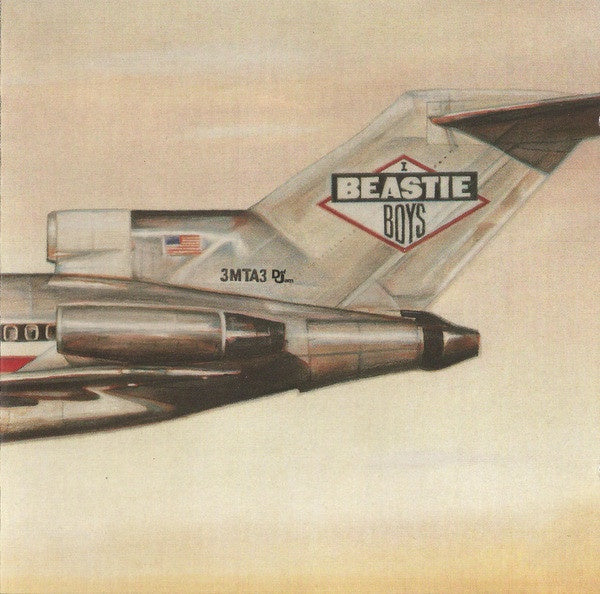BEASTIE BOYS-LICENSED TO ILL CD VG