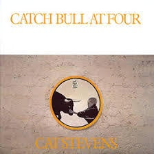 STEVENS CAT-CATCH BULL AT FOUR LP VG COVER VG