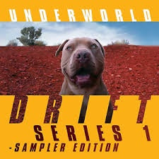 UNDERWORLD-DRIFT SERIES 1 SAMPLER EDITION CD *NEW*