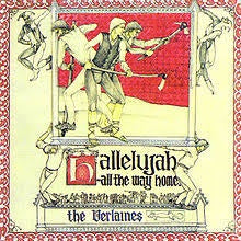 VERLAINES THE-HALLELUJAH ALL THE WAY HOME LP VG COVER VG+