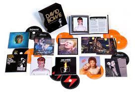 BOWIE DAVID-FIVE YEARS  12CD BOXSET *NEW*
