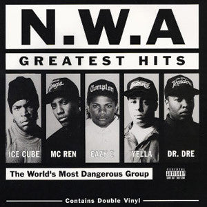 NWA-GREATEST HITS 2LP *NEW*
