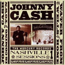 CASH JOHNNY-NASHVILLE SESSIONS VOL. 1 CD VG
