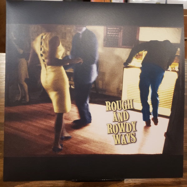 DYLAN BOB-ROUGH & ROWDY WAYS 2LP *NEW*