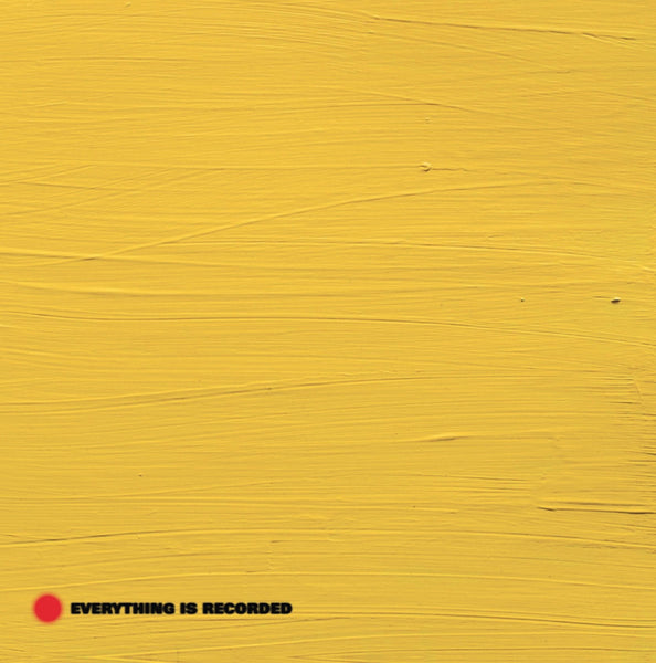 EVERYTHING IS RECORDED-EVERYTHING IS RECORDED LP *NEW*